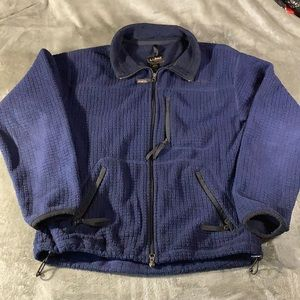 ** L.L. Bean zip up